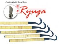 Ryuga Wood Carving Gouges set, 190mm